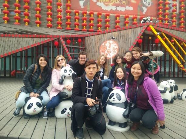 Chengdu study abroad program