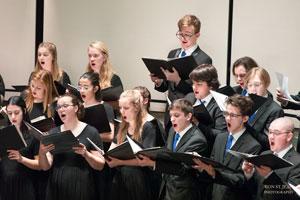 UNH Concert Choir image.